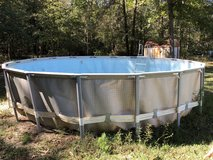 INTEX 18'X4' POOL -- $100 OBO in Cleveland, Texas
