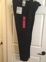 Perry Ellis Men's Pants (Black) Size 34 W x 29L in Spring, Texas