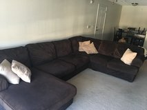Large Sectional Couch in Fort Bragg, North Carolina