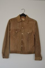 Tan Suede Jean-Style Jacket in Alamogordo, New Mexico