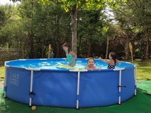 Above Ground Pool in Fort Riley, Kansas