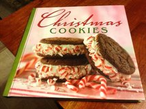 Hardback Christmas Cookies cookbook in Manhattan, Kansas
