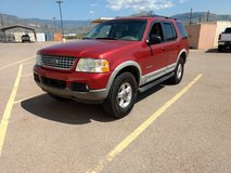 2002 explorer XLT 4 door, 4x4, 4.0L, automatic in Alamogordo, New Mexico