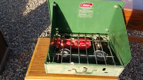 Coleman 2 Burner stove in Alamogordo, New Mexico