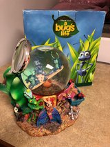 RARE Pixar It's A Bug's Life Musical Snow Globe in Aurora, Illinois