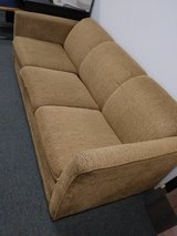 Sleeper couch with pull out bed and chair in Tinley Park, Illinois
