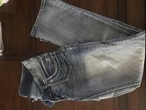 Jeans in Fort Hood, Texas
