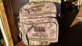 Camoflouge Backpack in Warner Robins, Georgia