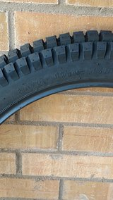 3.00x 17inch dual sport tire. in Alamogordo, New Mexico