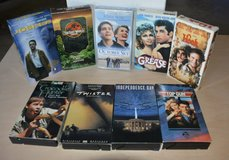 VHS movies in Conroe, Texas
