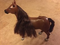 """MGA Entertainment Articulated  2011 Horse Walking Neighing  13"""" Toy in Plainfield, Illinois"""