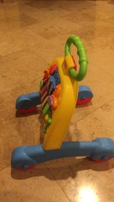 Fisher Price baby / toddler walker/ activity toy in Bolingbrook, Illinois