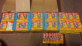 1989 Topps NFL Trading Cards w/ 1K Yard Club Glossy in Fort Riley, Kansas