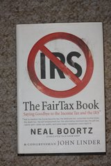 Book: The Fair Tax Book in Ramstein, Germany