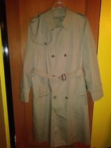 Men's trench coat in Spring, Texas
