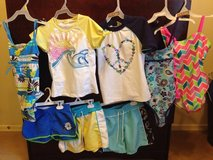 Girls swimsuits size S-M in Belleville, Illinois