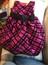 pink & black dress in Schaumburg, Illinois