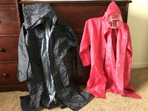 Girls rain jacket/poncho in Belleville, Illinois