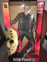 Jason collectible in Fort Bliss, Texas