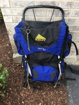 Kelty Yukon 3500 External Frame Camping Pack in Plainfield, Illinois