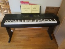 Yamaha DGX-650 digital weighted key piano in Hopkinsville, Kentucky