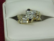1.70 CT PRINCESS DIAMOND RING in Fort Bliss, Texas