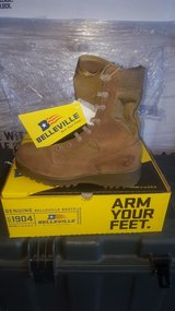 Size 12 and 13 Belleville boots steel toe in Camp Pendleton, California
