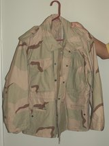 CAMO HEAVY JACKET in Warner Robins, Georgia