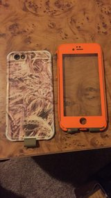 Camo life proof iPhone 6 case in Warner Robins, Georgia