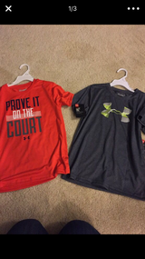 Boys under armour tops size 7 in Lockport, Illinois