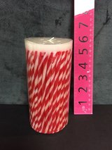 Candy Cane Candle in Lockport, Illinois