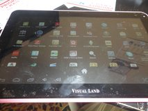 visualland tablet 10.1 inch 16gb in Clarksville, Tennessee