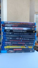 BluRay DVD Movies in Travis AFB, California