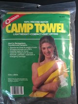 Camping towel in Chicago, Illinois