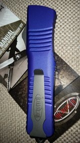 Microtech Combat Troodon Knife in Fort Campbell, Kentucky