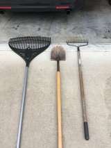 Misc. lawn tools in Fort Campbell, Kentucky