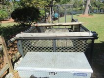 6 X 10 Heavy Duty Single Axle Utility Trailer - 2002 - REDUCED - $1000 in Cherry Point, North Carolina