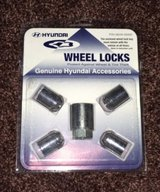 Reduced Genuine Hyundai Accessories U8440-00500 Wheel Lock in Bartlett, Illinois