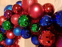 ** large Christmas Wreath ** new in Ramstein, Germany