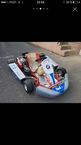 Kart 250ccm for Sale in Spangdahlem, Germany
