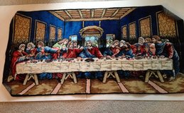 Last Supper Tapestry Wall Hanging in Glendale Heights, Illinois