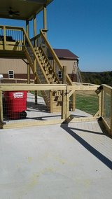 Privacy Fences, Decks, Remodeling. Licensed! Free estimates! in Fort Campbell, Kentucky