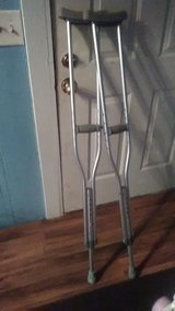 Set of Crutches for leg, hip, knee or foot injuries! in Fort Campbell, Kentucky
