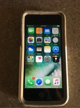 iPhone 5c unlocked with otter box case in Camp Pendleton, California