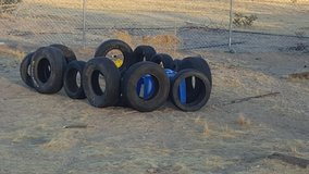 Tires for hobby in Yucca Valley, California