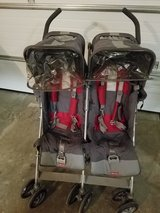 Maclaren double stroller in Chicago, Illinois