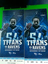 TITAN'S  VS RAVENS in Fort Campbell, Kentucky