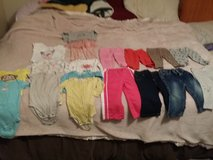 Baby girl clothes in Chicago, Illinois