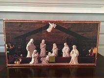 Christmas / Holiday Decor NEW Lenox 10-Piece Nativity Set in Plainfield, Illinois