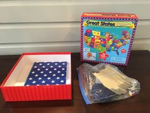 Great States Junior Board Game in Lockport, Illinois